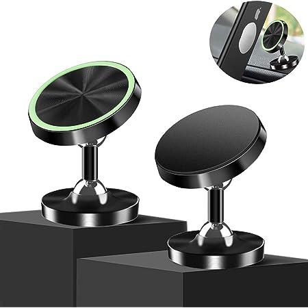 Viedouce 2 Stücke Autohalterung Handy Halterung Magnet Elektronik