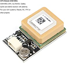 Makerfire FPV GPS Module SAM-M8Q GPS Module Support GLONASS Galileo QZSS SBAS for RC Drone FPV Racing, UAV Systems, Robots and Other Projects(No Compass Version)