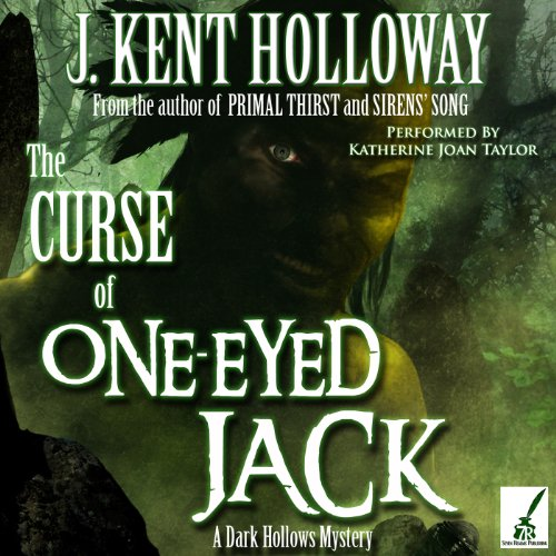 The Curse of One-Eyed Jack audiobook cover art