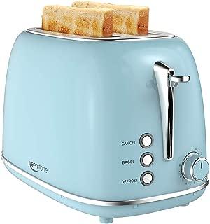 breville toaster light blinking