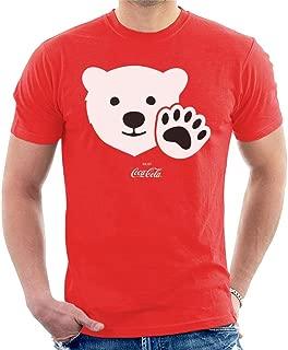 Polar Bear Wave Men's T-Shirt
