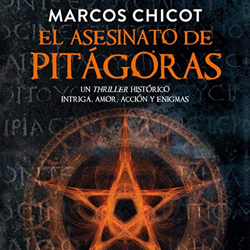 El Asesinato de Pitágoras (Narración en Castellano) [The Assassination of Pythagoras] audiobook cover art