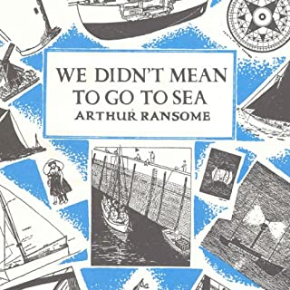We Didn't Mean to Go to Sea cover art