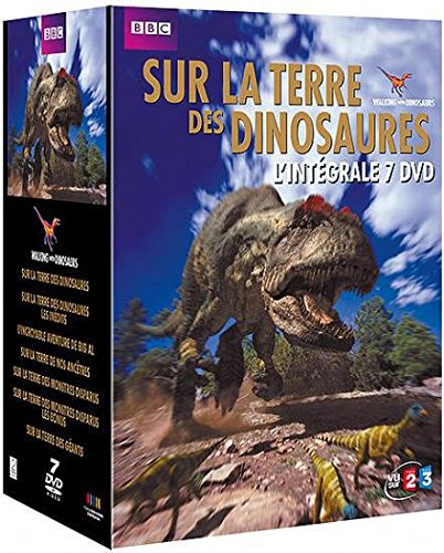 dvd dinosaure