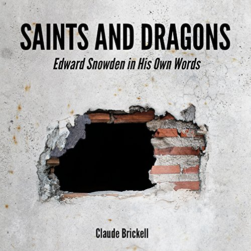 Saints and Dragons audiobook cover art