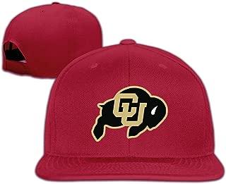 Morakniv MORA CJ Ralphie The Buffalo Chip Flat Billed Baseball Caps Hat Black