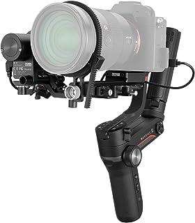 ZHIYUN WEEBILL-S [Oficial] Gimbal Estabilizador para cámaras DSLR cámaras sin Espejo con Lentes Combinados (Zoom/Focus Pro Package)