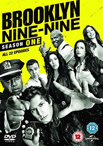Brooklyn Nine-Nine - Season 1 Set (4 Dvd) [Edizione: Regno Unito] [Italia]