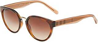 Burberry Cat Eye Women's Sunglasses - SBUR 4249 3316/13 53-53-21-140 mm