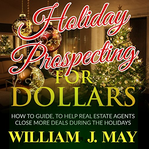 Holiday Prospecting for Dollars audiobook cover art