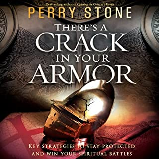 There's a Crack in Your Armor audiobook cover art