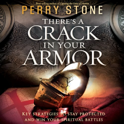 There's a Crack in Your Armor cover art