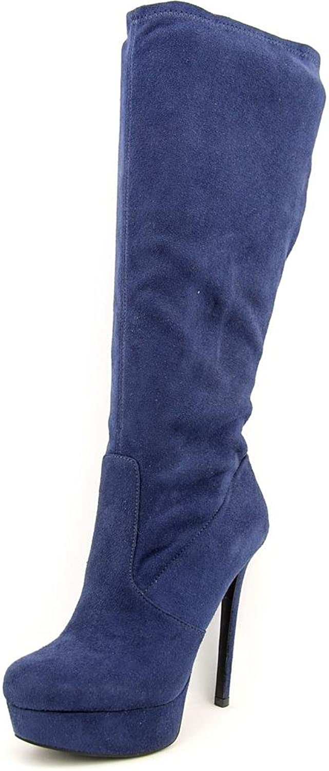 Jessica Simpson Serelli Women US 7.5 bluee Knee High Boot