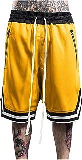 beautyjourney Pantaloncini Palestra Uomo Pantaloni Corti Uomo Sportivi - Pantaloncini Running Uomo Fitness Shorts Uomo Pan...