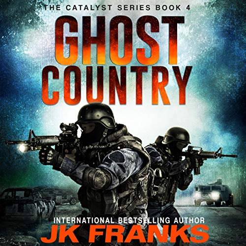 Ghost Country  By  cover art