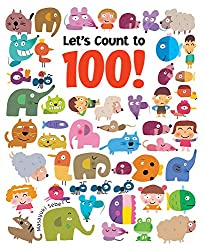 let's count to 100! - number book to teach kids