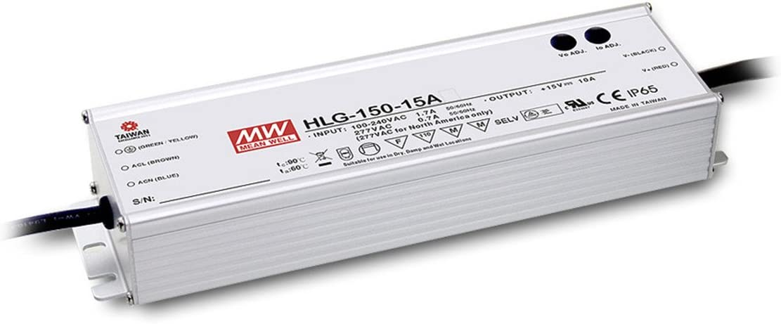 MW Mean Well Limited Special Price HLG-150H-54B 54V Luxury goods 151.2W Single 2.8A Switchin Output