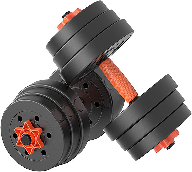 YonCog Home Fitness Dumbbell 10kg Spasm price 20kg Quantity limited Barbell 30kg Det