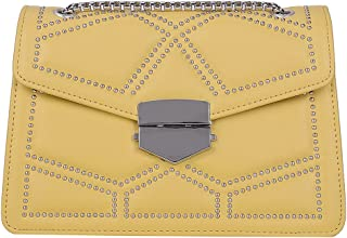 Rivets Chain Small Shoulder Crossbody Messenger Bags for Women Purse and Handbags