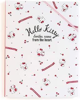 Hello Kitty 8-Pocket Folder File Japan Limited Edition