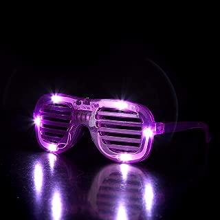 Best purple light up glasses Reviews