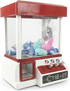 Seaskyer The Toy Grabber Claw Machine for Kids – Classic Claw Machine Candy Grabber Prize Dispenser Vending Machine Birthday Christmas Gifts For Boys Girls