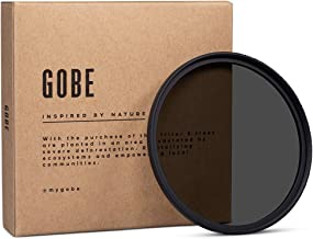 Gobe 95mm ND4 Stop  Lens Filter  2Peak