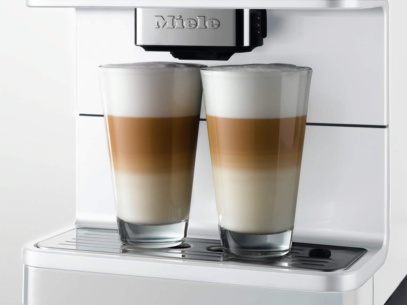 Miele cm6150 Lowe – Cafetera automática lotosweiß: Amazon.es: Hogar