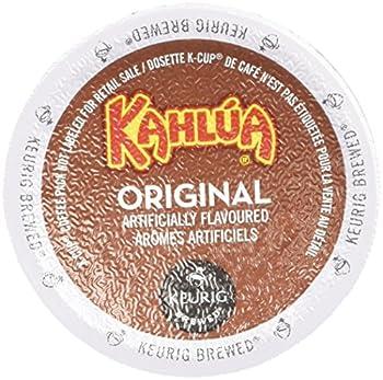 Timothy s Kahlua Coffee  1 Box of 24 K-Cups