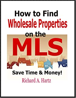 wholesaling listed properties