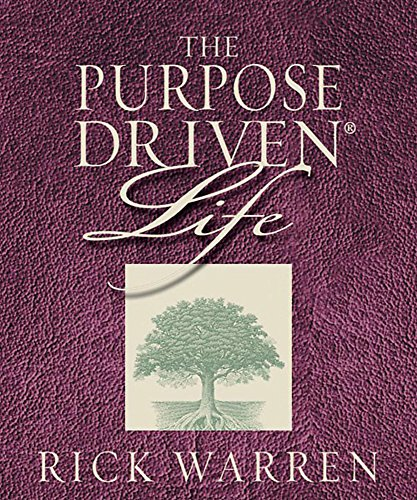 The Purpose Driven Life: What on Earth Am I Here For? (RP Minis)