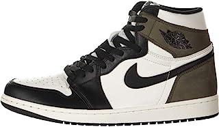 Scarpe sportive, Modello Air Jordan 1 Retro High OG, Colore: Marrone, Codice dell'Articolo: 555088-105