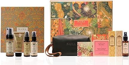 Kama Ayurveda Shaving Regime with Pure indulgence box(Free gift)