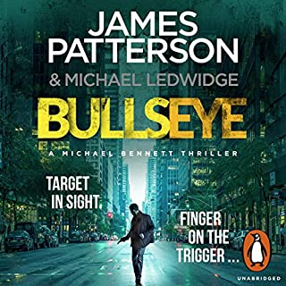 Bullseye     Michael Bennett 9              By:                                                                                                                                 James Patterson                               Narrated by:                                                                                                                                 Danny Mastrogiorgio                      Length: 7 hrs and 19 mins     106 ratings     Overall 4.2