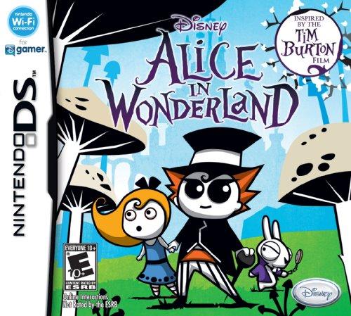 ALICE AU PAYS DES MERVEILLES / CARTOUCHE SEULE / Jeu Nintendo DS en FRANCAIS , (compatible TOUTES Versions DS LITE-DSI-3DS-2DS-XL-NEW)