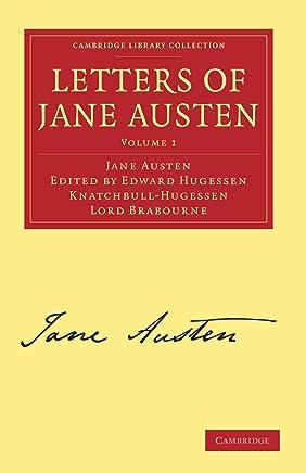 Amazon.com: Letters of Jane Austen (Cambridge Library ...