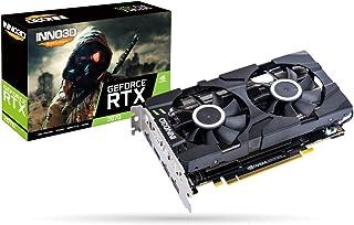 Inno3D N20702-08D6-1710VA23 - Tarjeta gráfica (GeForce RTX 2070, 8 GB, GDDR6, 256 bit, 7680 x 4320 Pixeles, PCI Express x16 3.0)