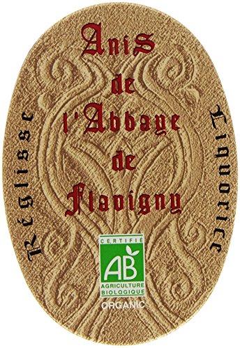Les Anis De Flavigny Bonbons Reglisse Bio Boite Ovale 50g