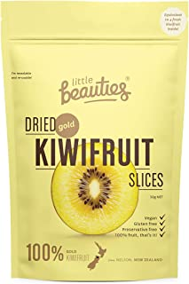 Dried Gold Kiwifruit Slices from New Zealand by Little Beauties. Healthy Sweet Natural Vegan Fruit Snacks (gluten free) 1....
