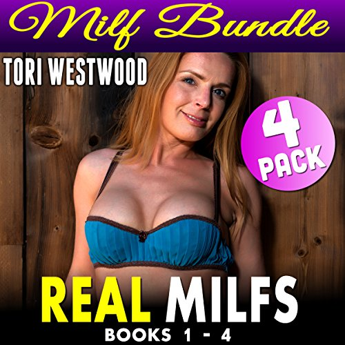 Real MILFs: 4 Pack MILF Bundle     Books 1-4              By:                                                                                                                                 Tori Westwood                               Narrated by:                                                                                                                                 Leigh Greene                      Length: 1 hr and 15 mins     Not rated yet     Overall 0.0