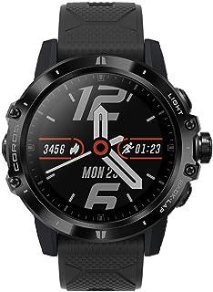COROS VERTIX GPS-äventyrsklocka med oximeter, titanlegering, safirglas, 24/7 blodsyreövervakning, höjdprestationsindex, ba...