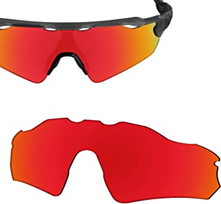 New 1.8mm Thick UV400 Replacement Lenses for Oakley Radar EV Path- Options