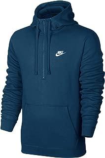 Nike Men's Fleece Half-Zip Hoodie Sweater