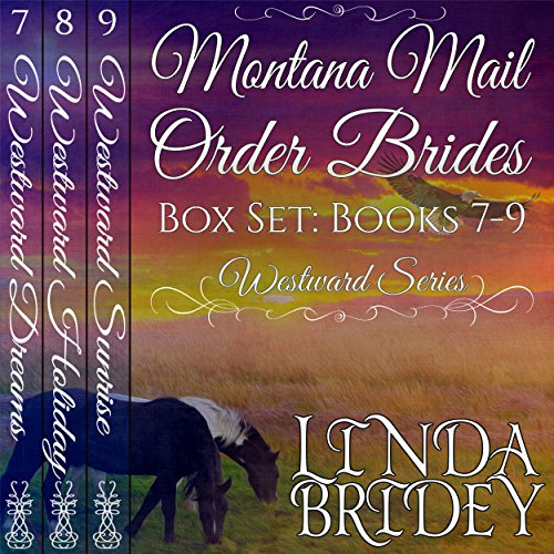 Westward Series Box Set, Books 7 - 9 cover art