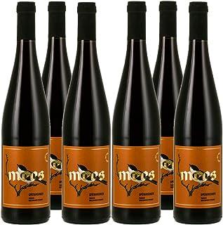 Weingut Mees SPÄTBURGUNDER ROTWEIN TROCKEN 2019 KREUZNACHER PARADIES LAGENWEIN Wein Deutschland Nahe Paket 6 x 750 ml 100% Blauer Spätburgunder…