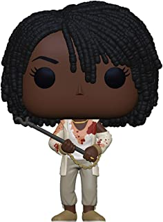 Funko 44311 POP. Movies: Us-Adelaide w/Chains & Fire Poker Collectible Figure, Multicolour