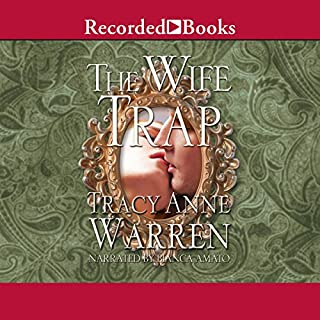 The Wife Trap audiobook cover art