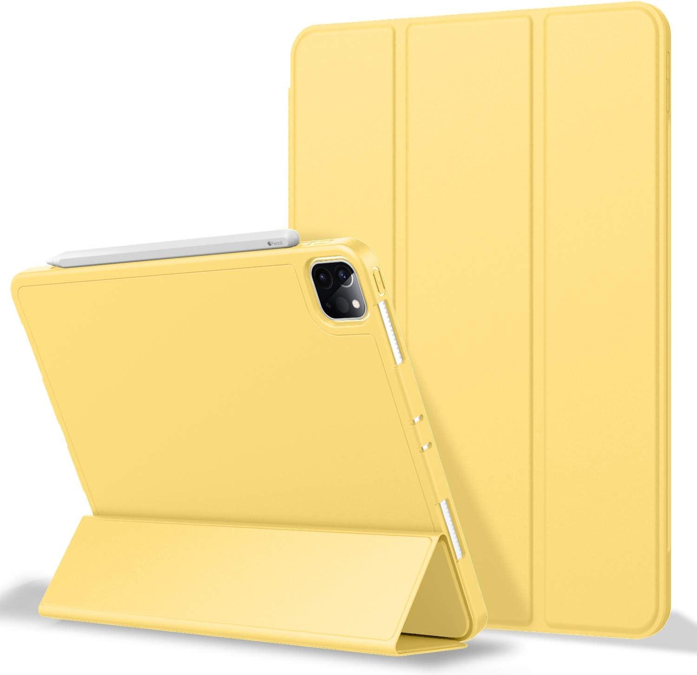 iPad Pro 11 Case 2020 with 2nd Generation Luxury Overseas parallel import regular item goods Holder Pencil ZryXa
