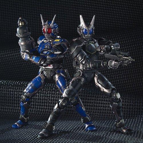 Kamen Rider G3 & Kamen Rider G4 S.I.C Vol39