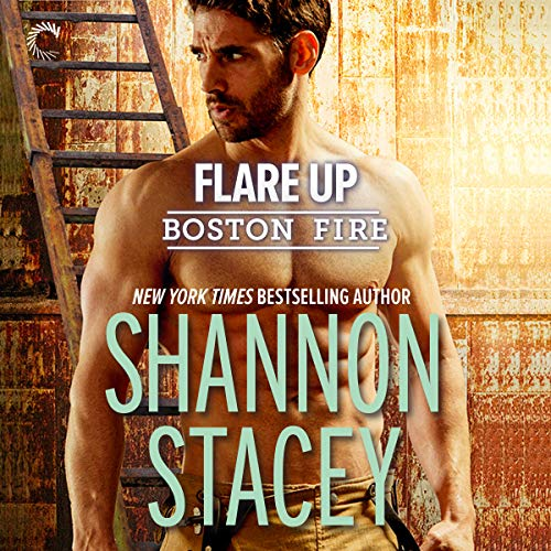 Flare Up audiobook cover art